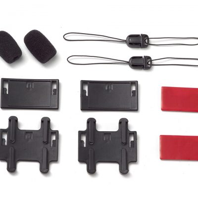 BbTALKIN spare parts mounts clips stickers leash microphone s03