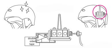 how-to-mount-BbTALKIN-intercom-to-a-helmet-or-google
