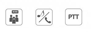 BbSpeaker, intercom, music box and push to talk transmitter in one