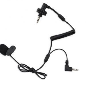 BbTALKIN earbud jack and microphone b11