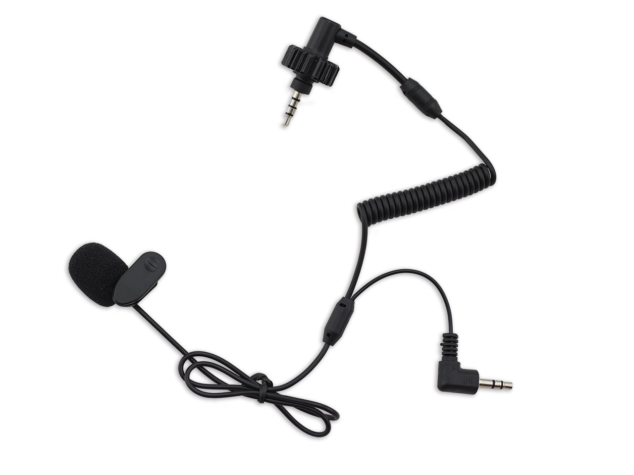 BbTALKIN earbud jack and microphone b11