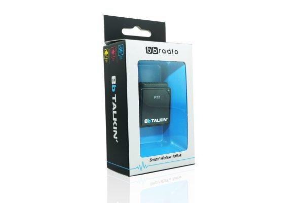 BbRADIO smart PTT Walky Talky 1 piece