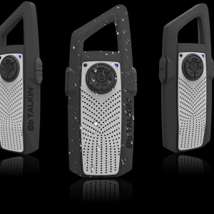 BbSpeaker bluetooth waterdicht Speaker PTT Walkie Talkie Microfoon BbRadio in één