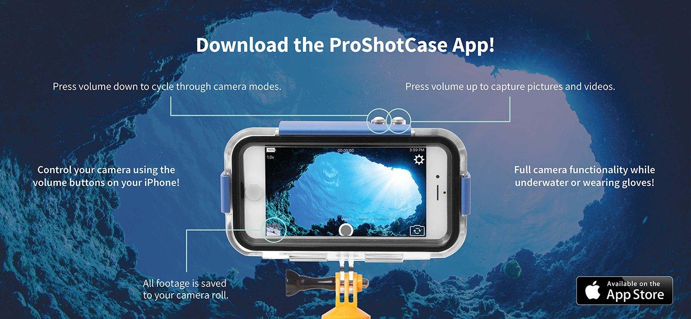 proshot case iphone 8