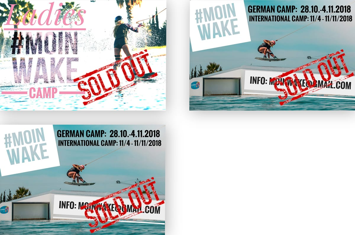 Moin Wake Camps
