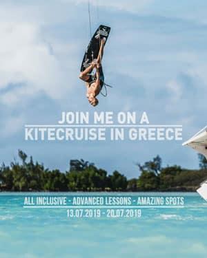 Steven Akkersdijk Kitecamp Greece